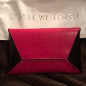 Stuart Weitzman mini clutch